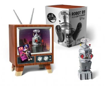 Moebius 2016 San Diego Comic Con Exclusive Lost In Space Robot B-9 in TV Model Kit